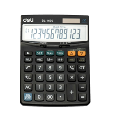 CALCULATOR 12 DIG D1630