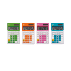 CALCULATOR 12 DIG DELI E39277T