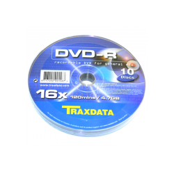 DVD-R 10/SET