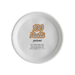 FARFURII PLATE 100BUC/SET