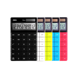 CALCULATOR 12 DIG DELI 1589