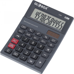 CALCULATOR 12 DIG MEDIU GLOBOX