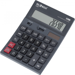 CALCULATOR 12 DIG MARE GLOBOX