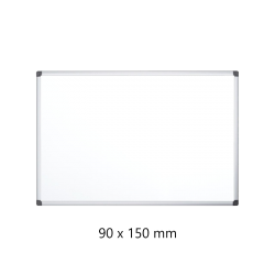 WHITEBOARD MAGNETIC 90X150CM